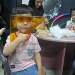 گزارش تصویری کارگاه عروسک سازی مادر و کودک - کوچکستان
